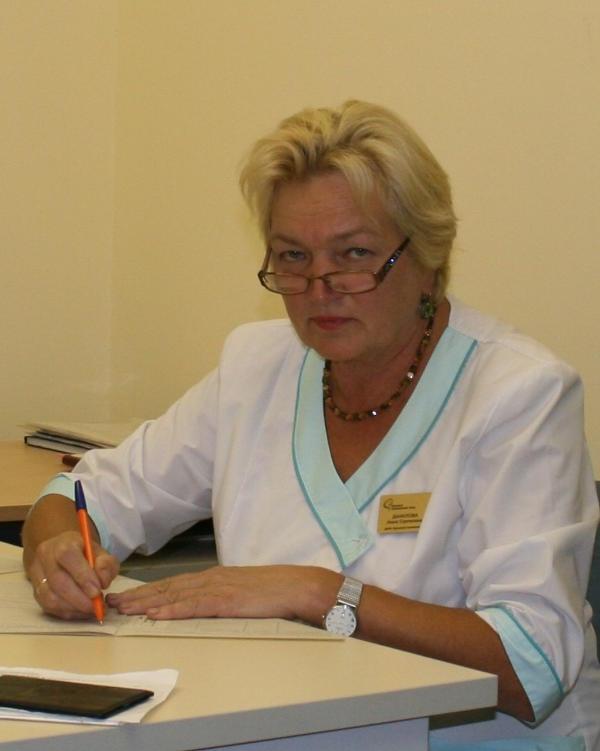 Данилова Нина Сергеевна